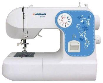 Швейная машина jaguar 12
