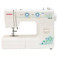 ������� ������ Janome LW 20